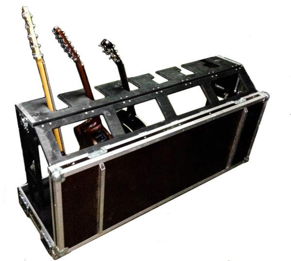 Кофр гитарная стойка